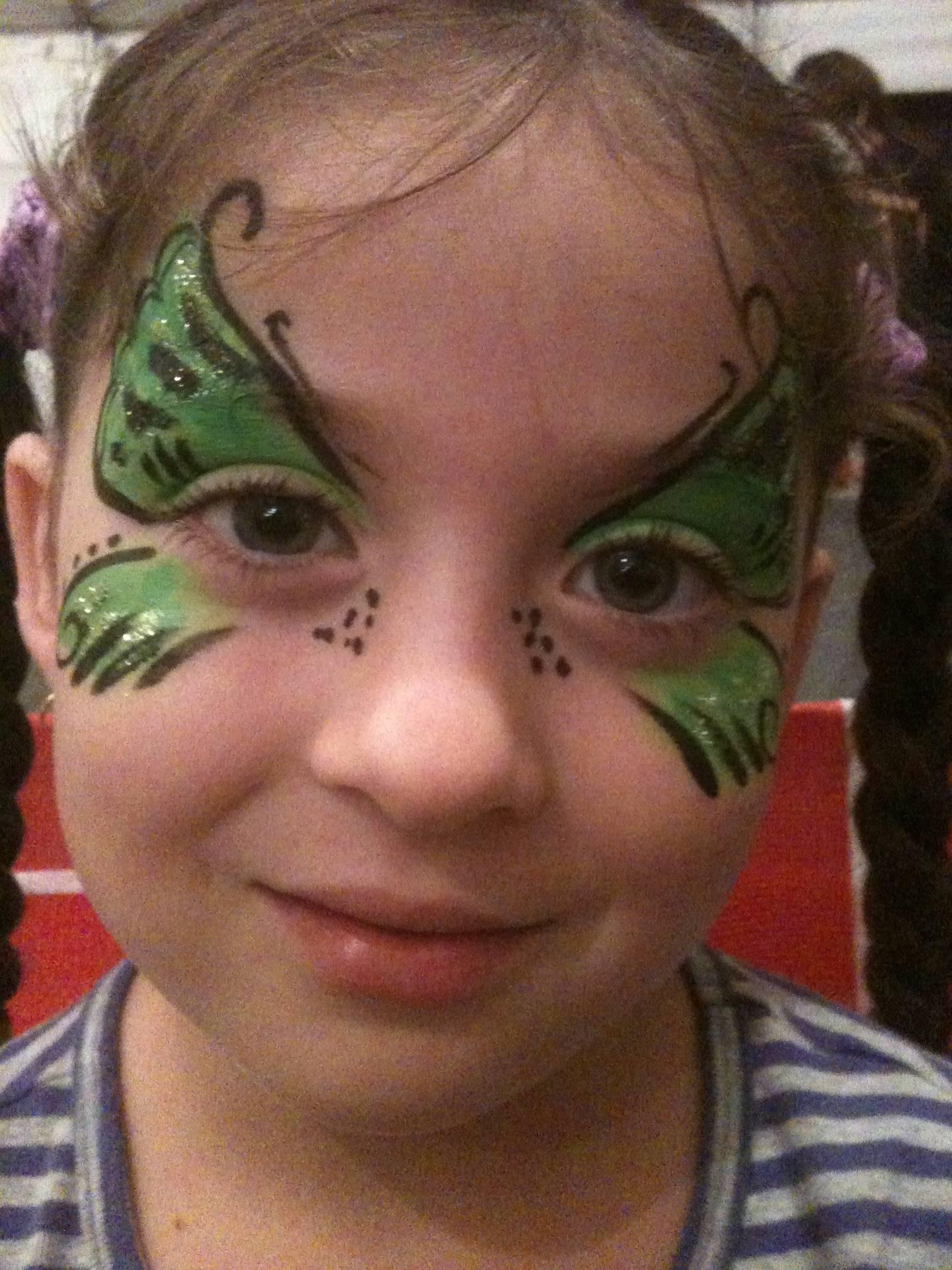 Flutter Fairy Eye Mask