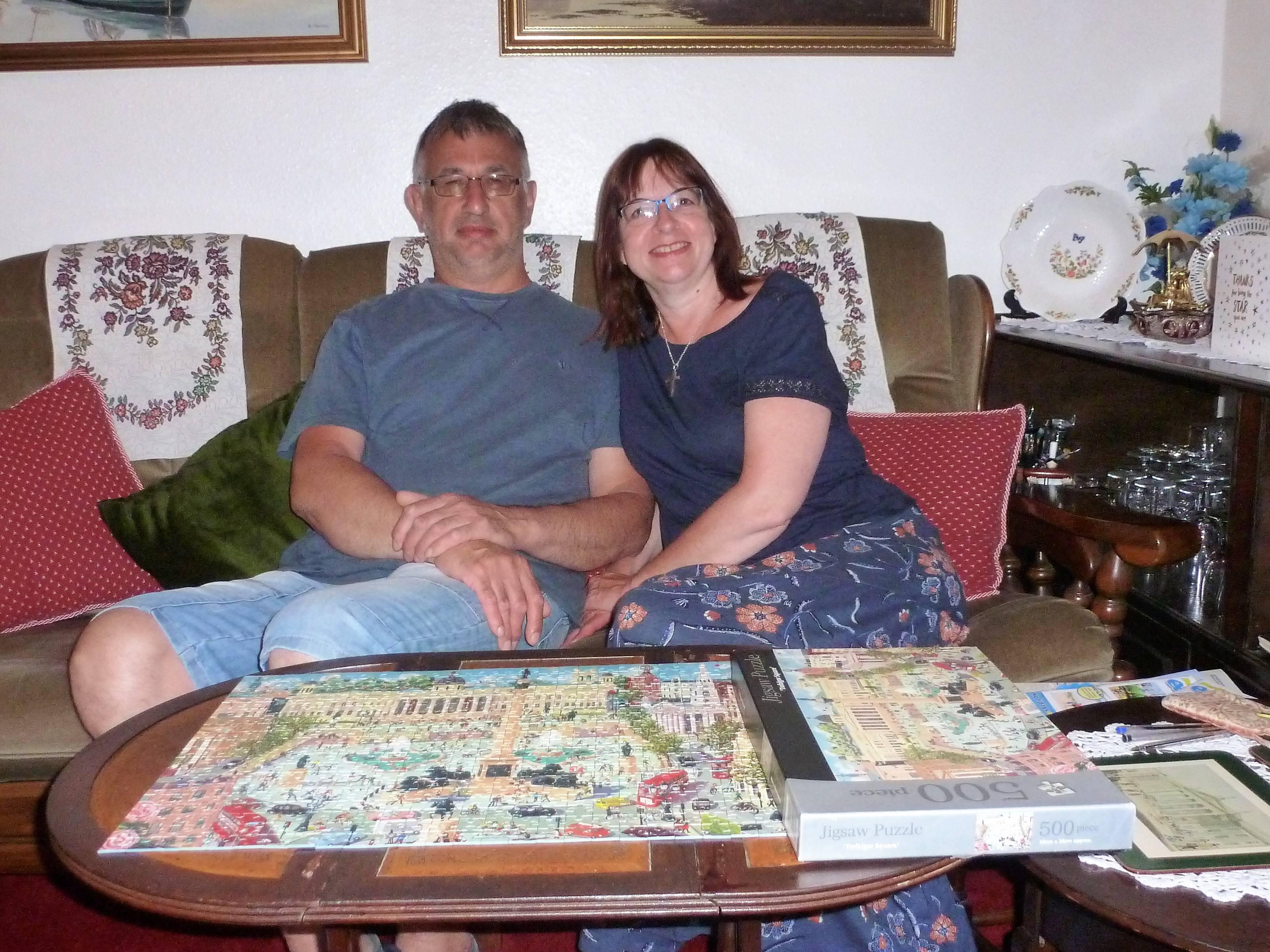 Andy & Linda