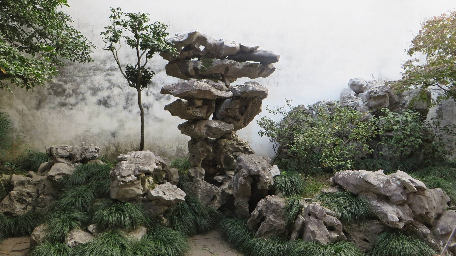 Garden of Master of Nets in Suzhou