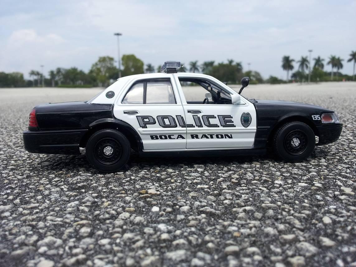 BOCA RATON POLICE DEPARTMENT, FLORIDA