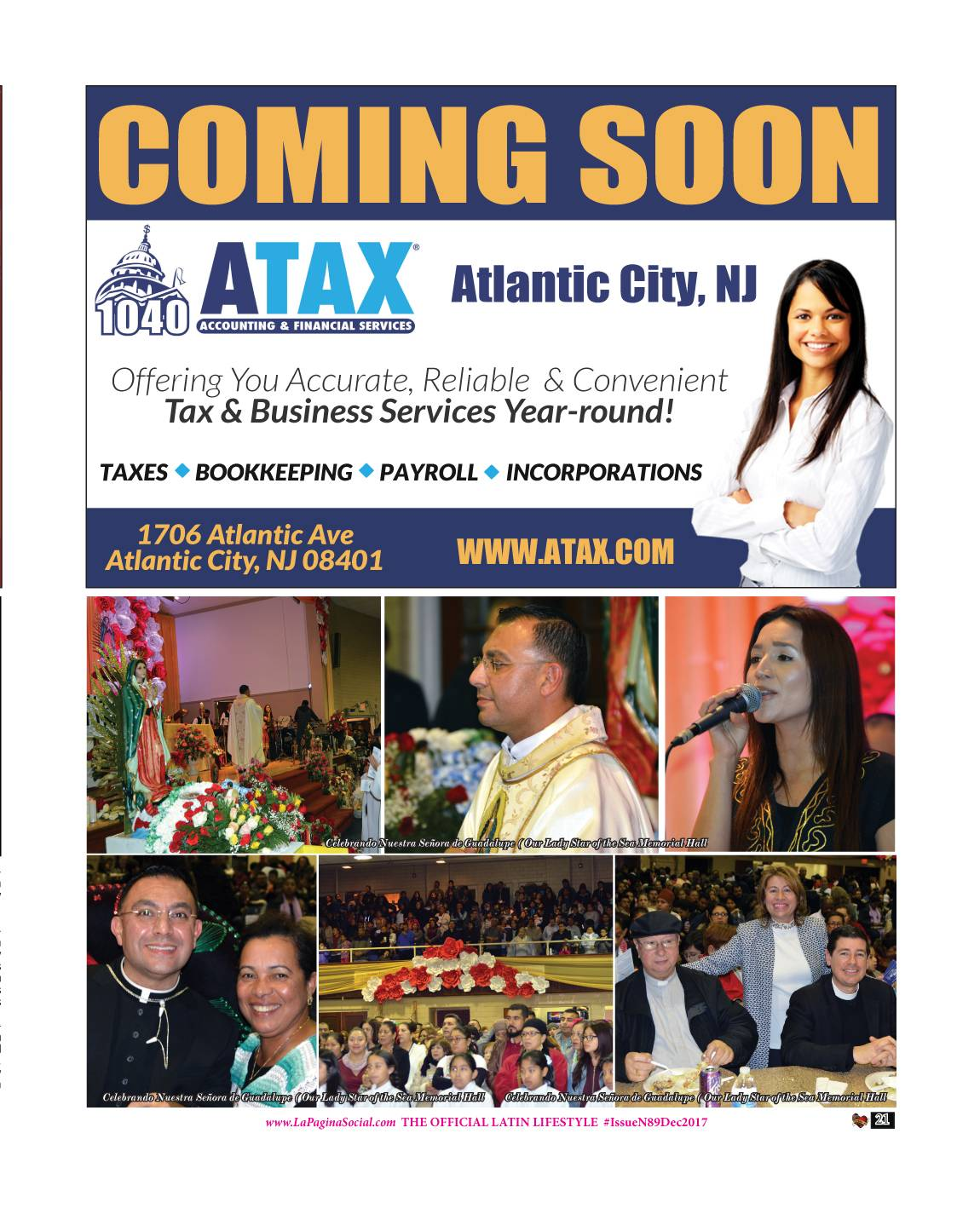 ATAX ACCOUNTING AND FINANCIAL SERVICES