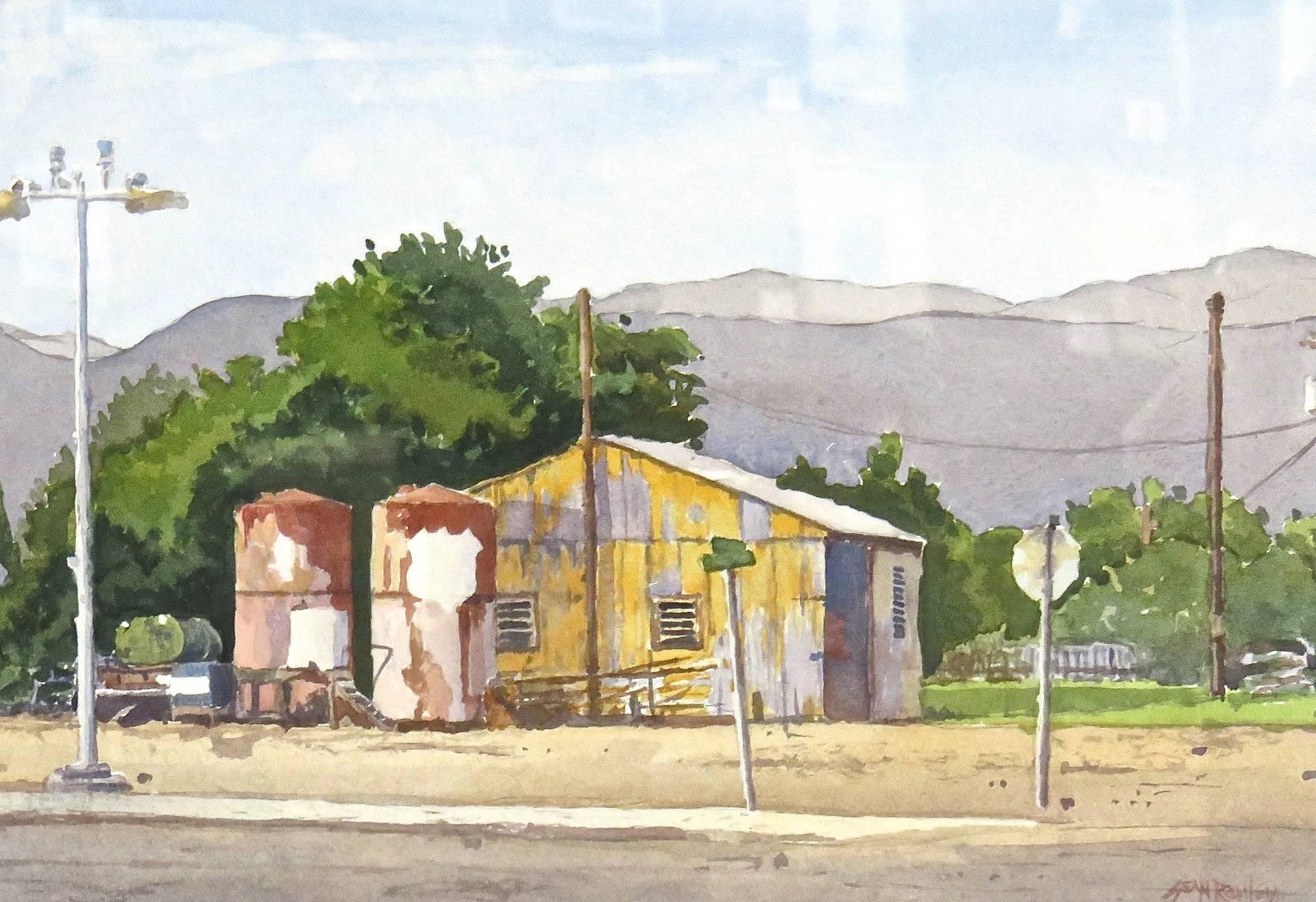 Kanosh Station