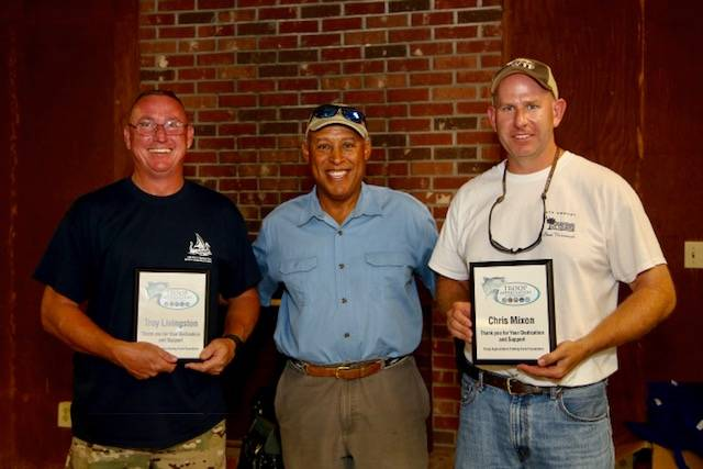 Recognition For Supporting Troop Appreciation Fishing Derby