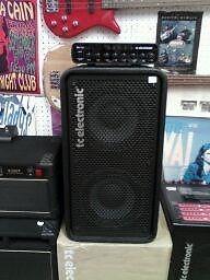 TC Electronic Bass Amp
