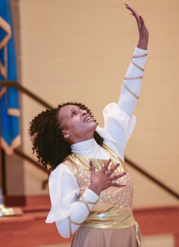 Praise Dancer