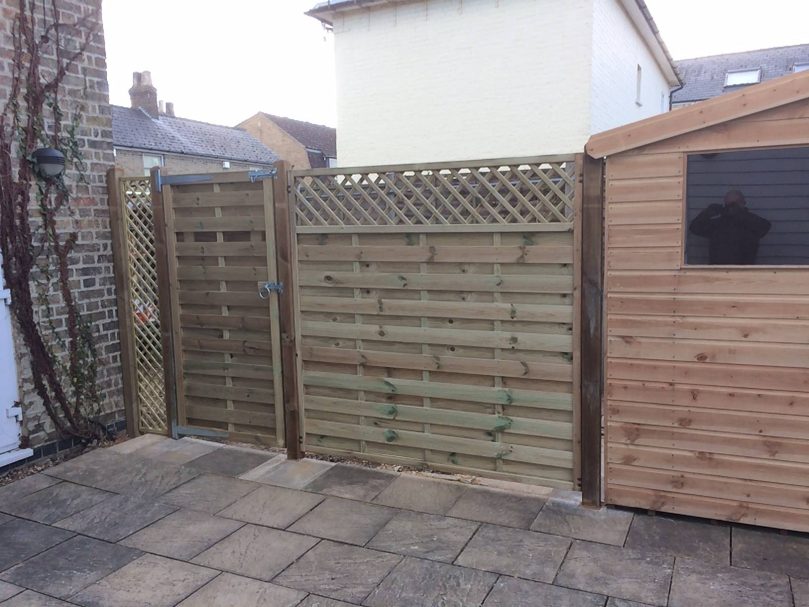 new fence 2