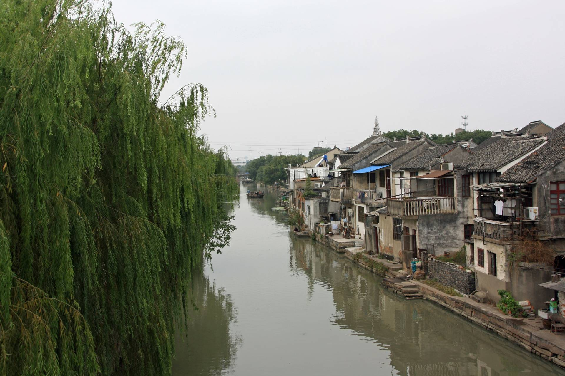 Canal inTongli