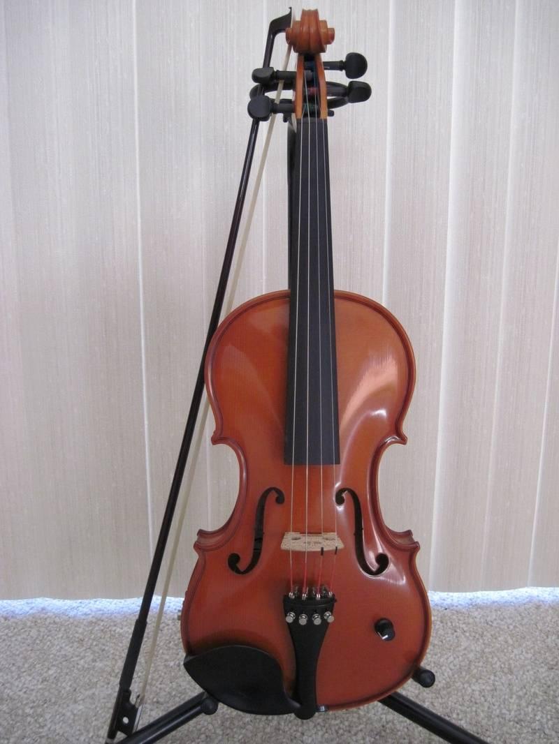 2005 Silver Creek SC3-EMB Electric Violin