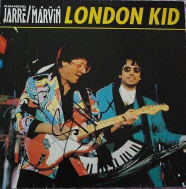 "London Kid 7"" Single"