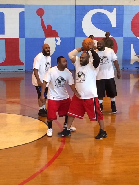 Shirts made for 3 on 3 workers day event