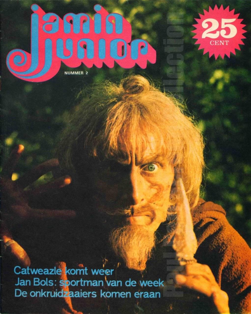 Catweazle - Jamin Junior No.2