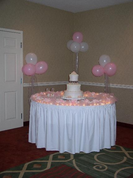 Cake Table Jennings