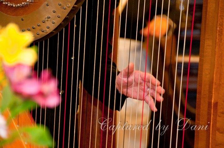 Mary Foss harpist