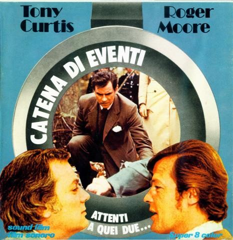 The Persuaders - Chain of Events