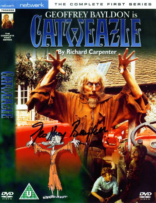 Catweazle - Complete First Series DVD Set (UK reg. 2 release)