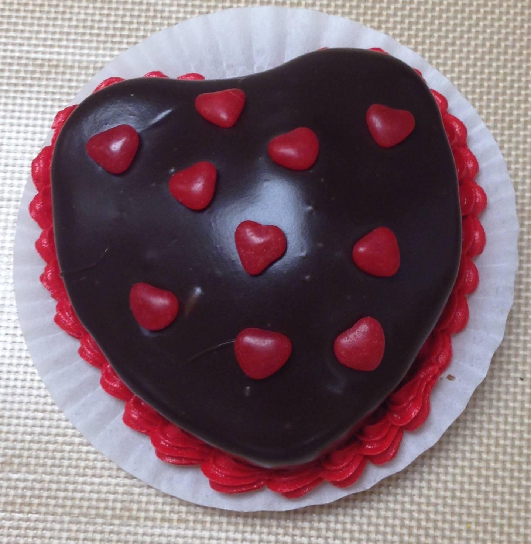 Heart Small Cakes