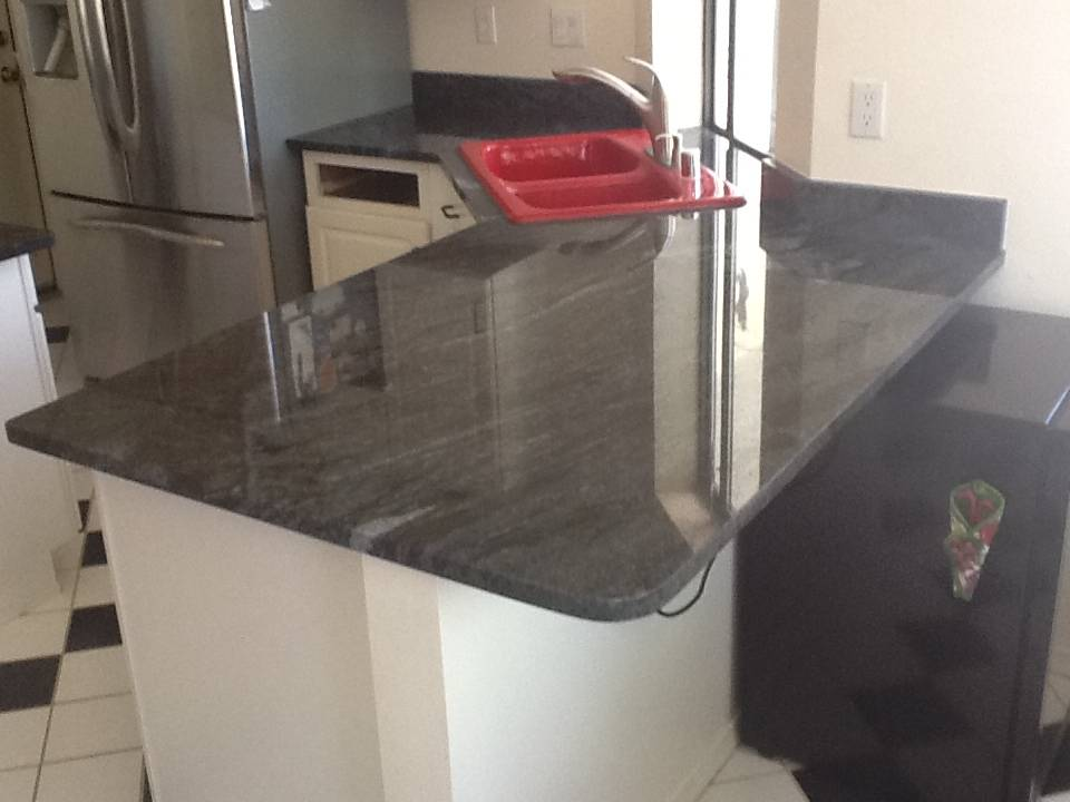 Top Red 50/50 sink