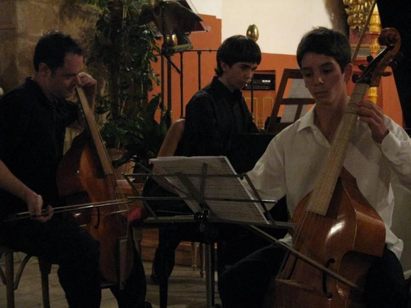 Concierto de MUSICA antigua en la Iglesia de Villademor