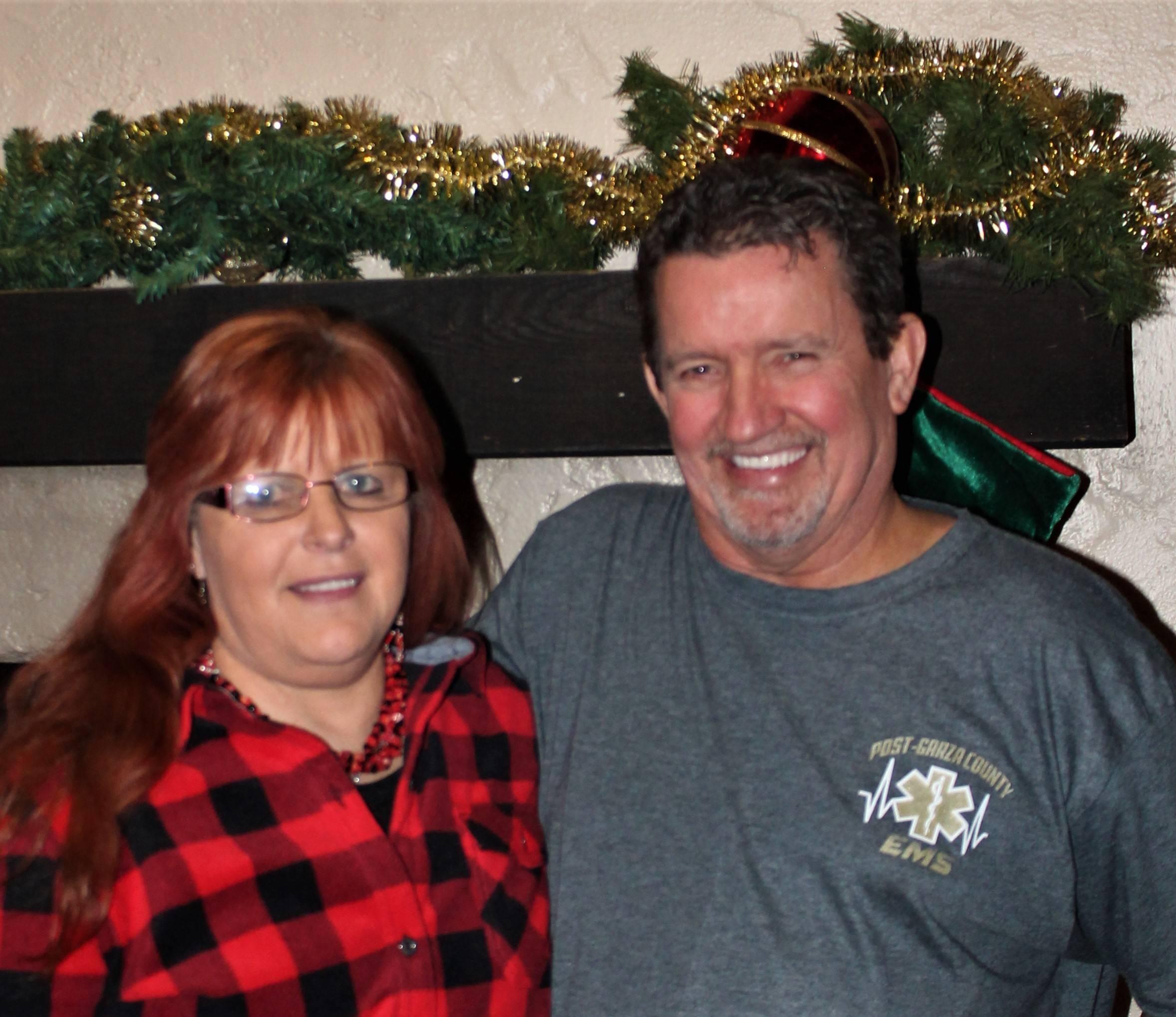 Chris and Pam