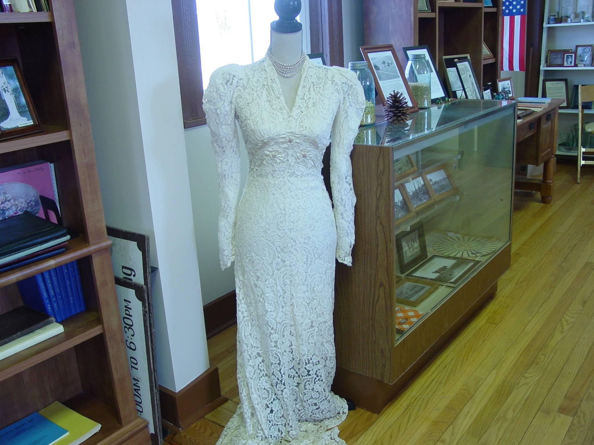 Wedding Dress 1937