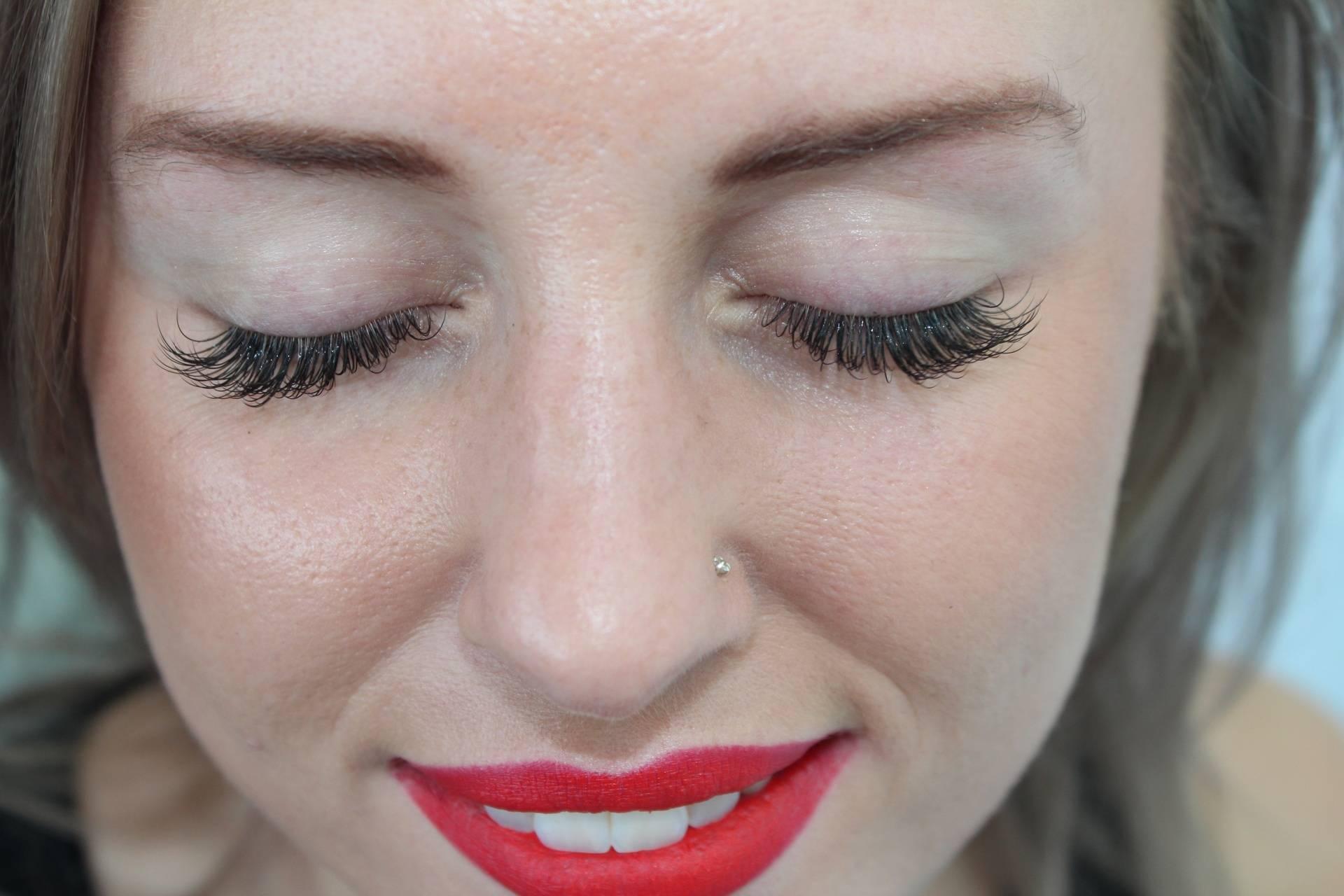 Full set Eyelash Extensions