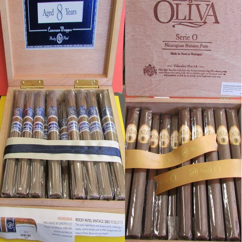 How about these top rated  Cigars?