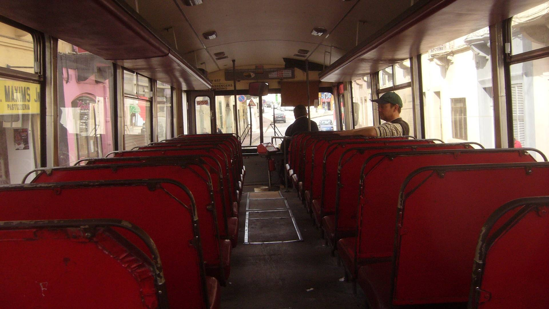 Malta bus trip