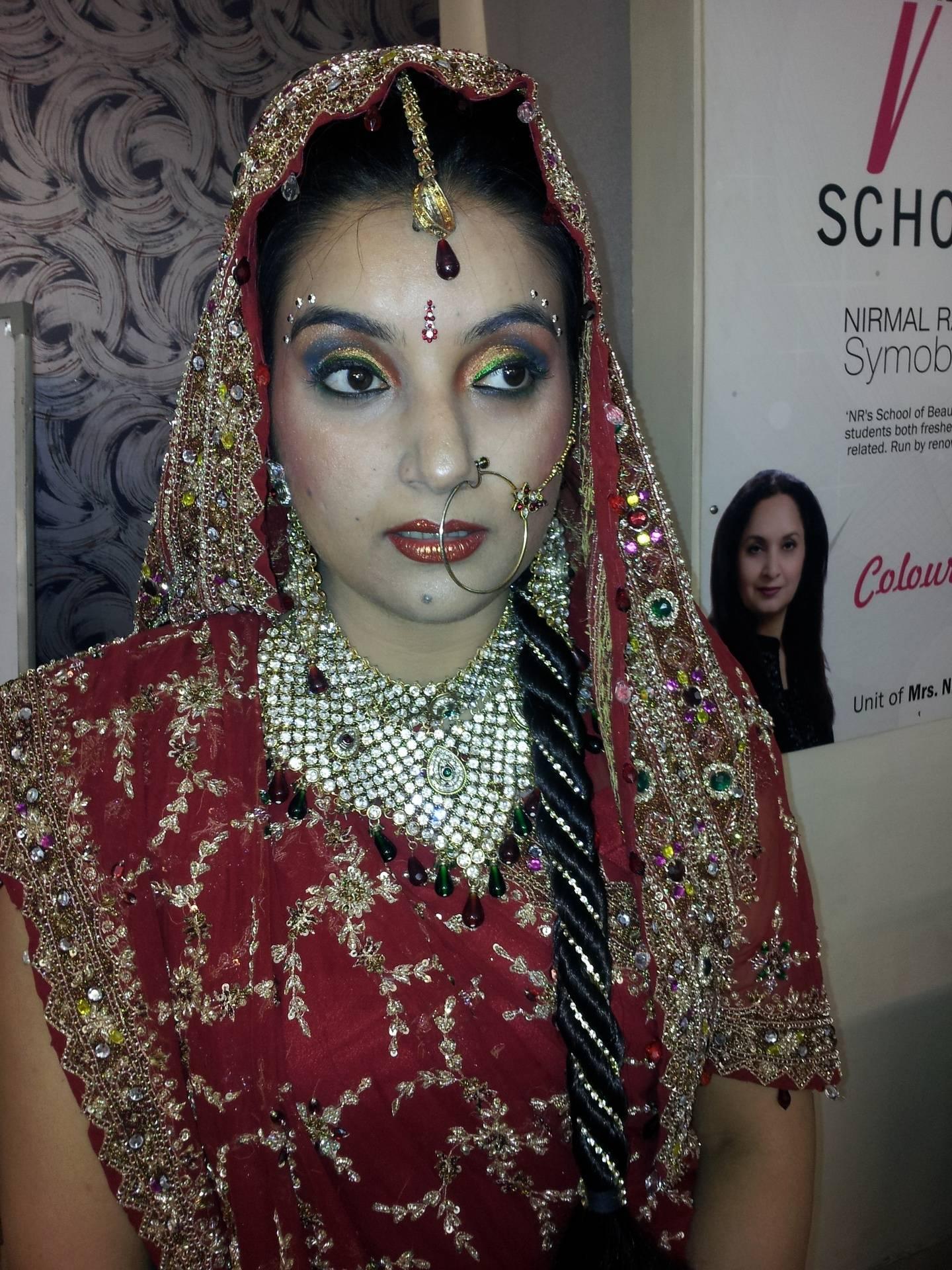 The NR School of Beauty,Delhi, India