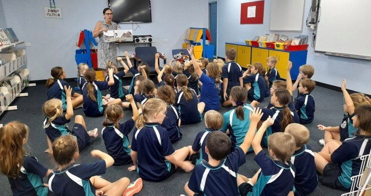 Magnetic Island Primary School Reading
