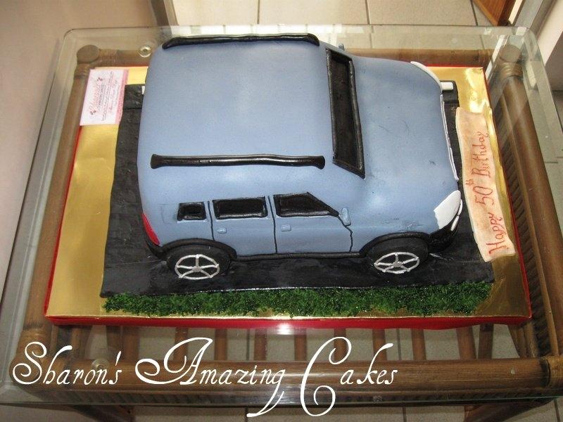 CAKE 02G -SUV Cake