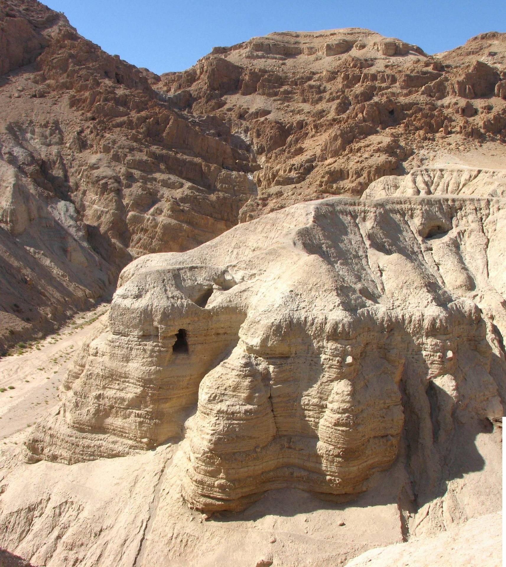 Isaiah Scroll Cave