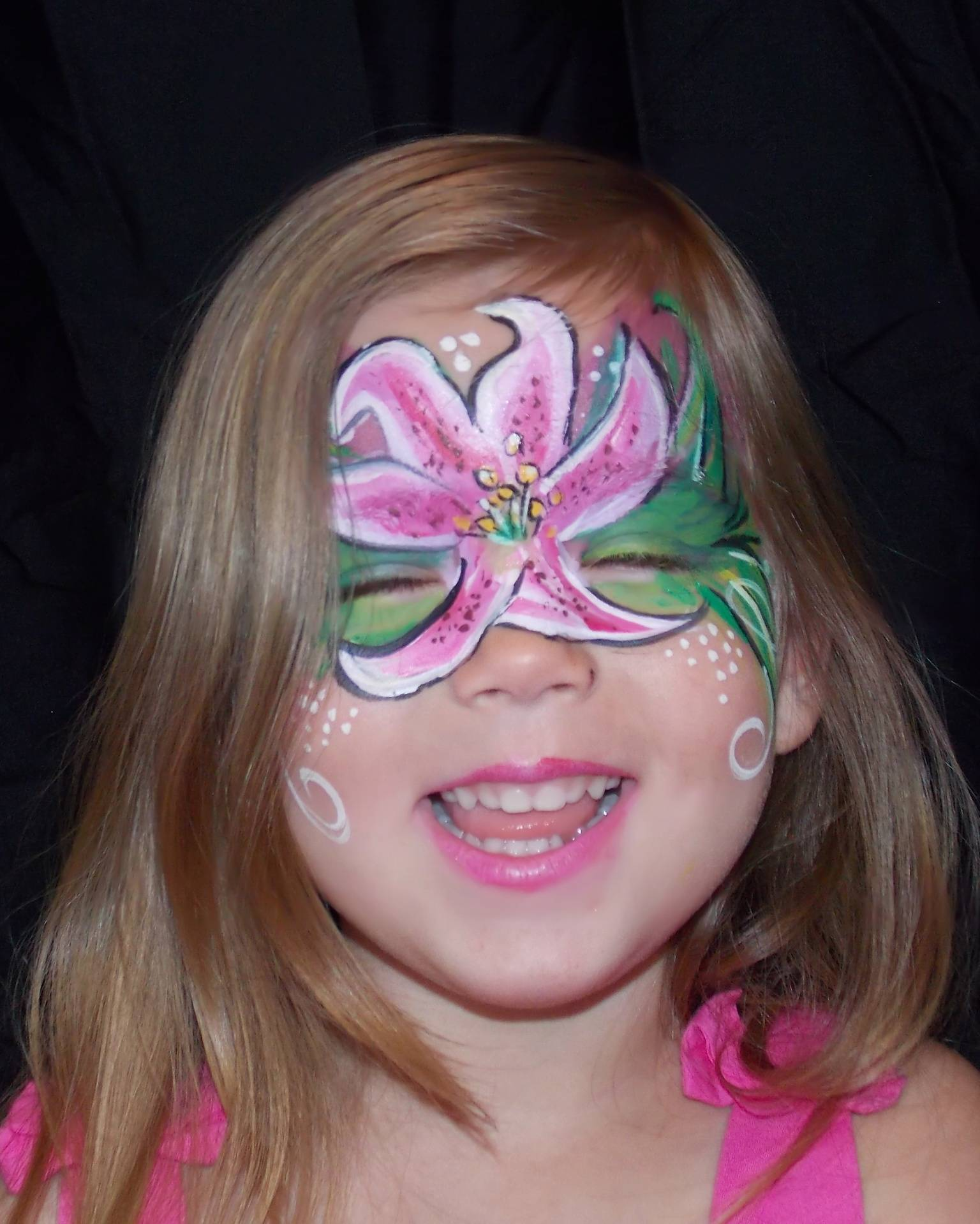 Face Painting is so funny