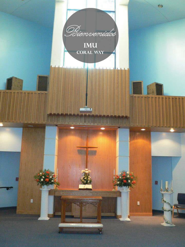Iglesia Metodista Unida Coral Way,   7900 Coral Way   , Miami, Florida, 33155, EEUU