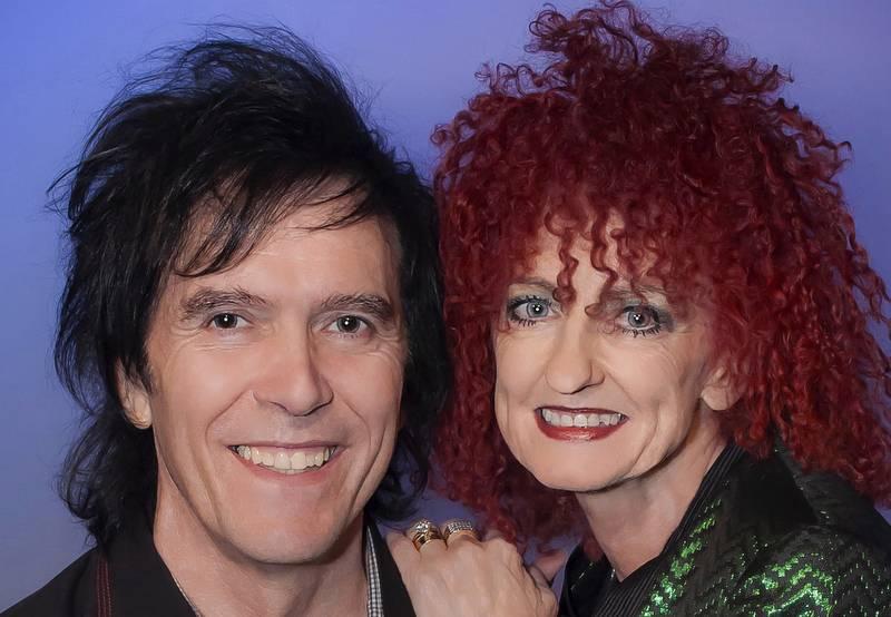 Ps David and Rossana Palmer