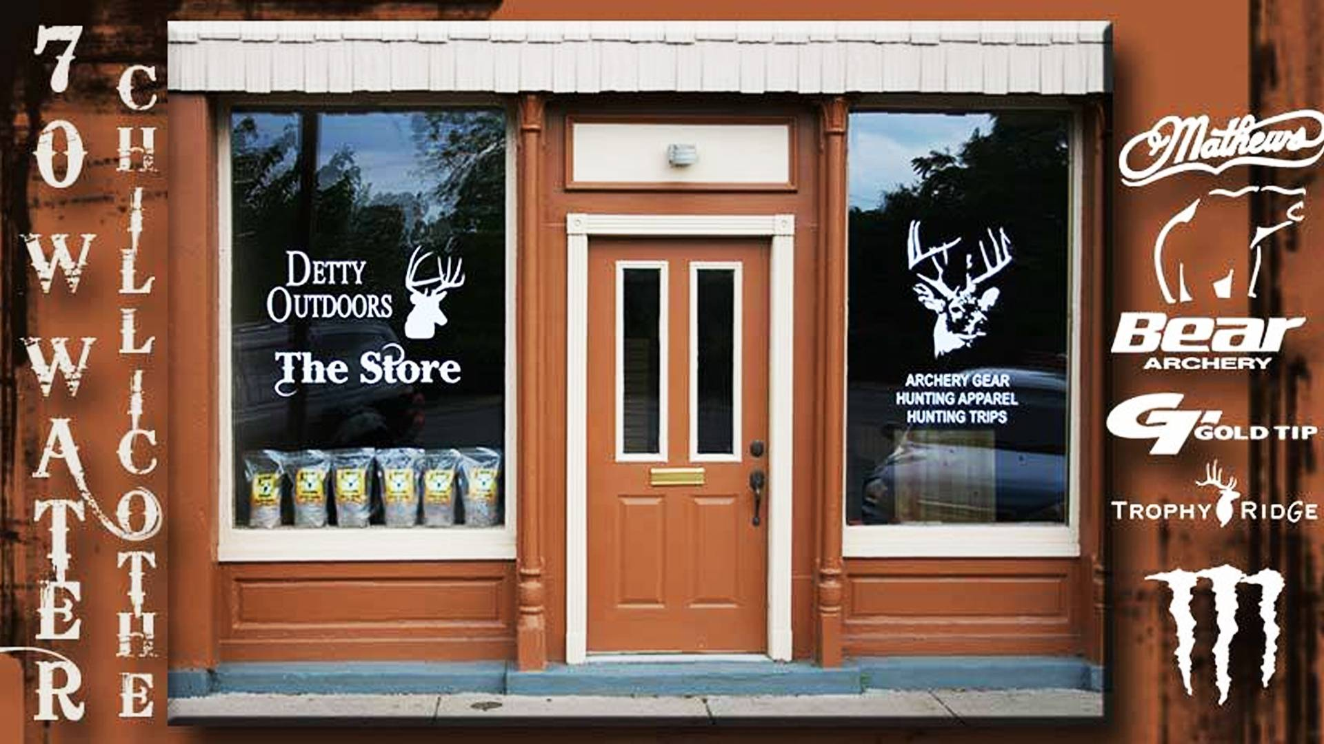 Detty Outdoors LLC, 70 W. Water St., Chillicothe, Ohio, 45601, United States