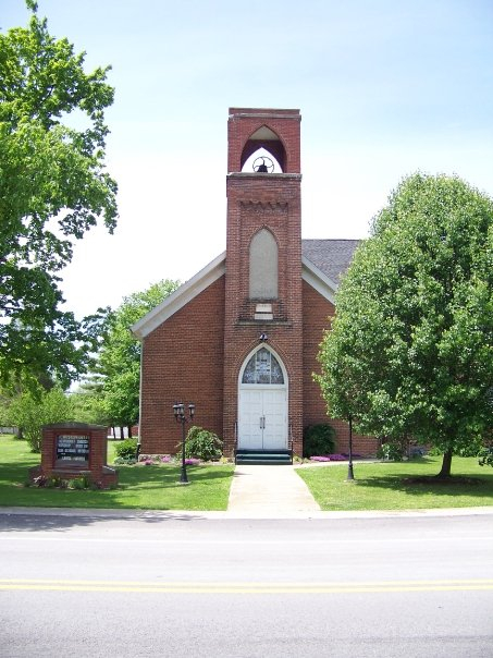 Living Springs Community Church, Mowrystown, 18 North High Street, P.O. Box 316, Mowrystown, Ohio, 45155, USA