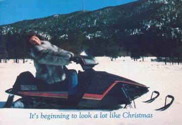 1989 Christmas Card