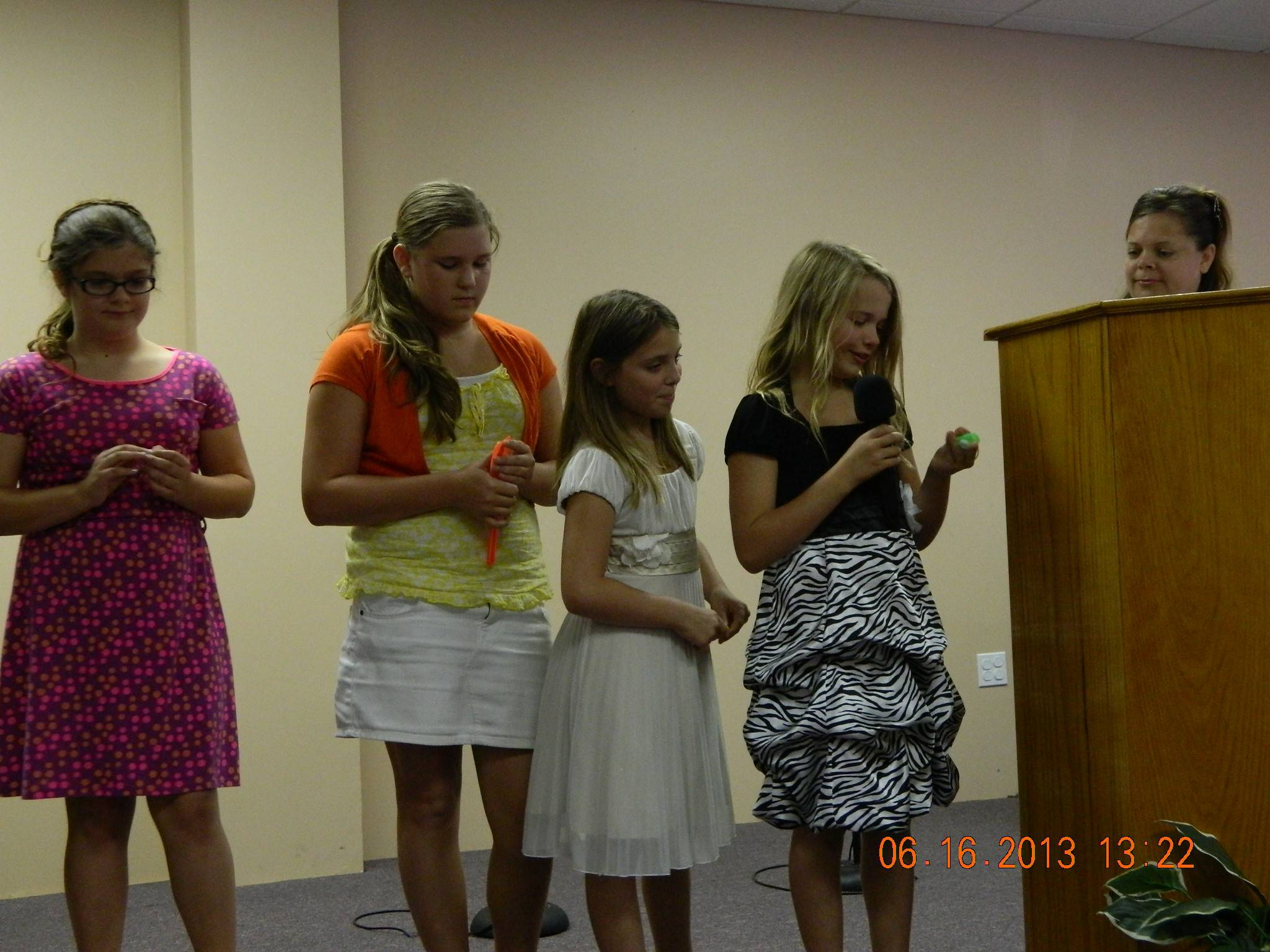 Youth Camp 2013