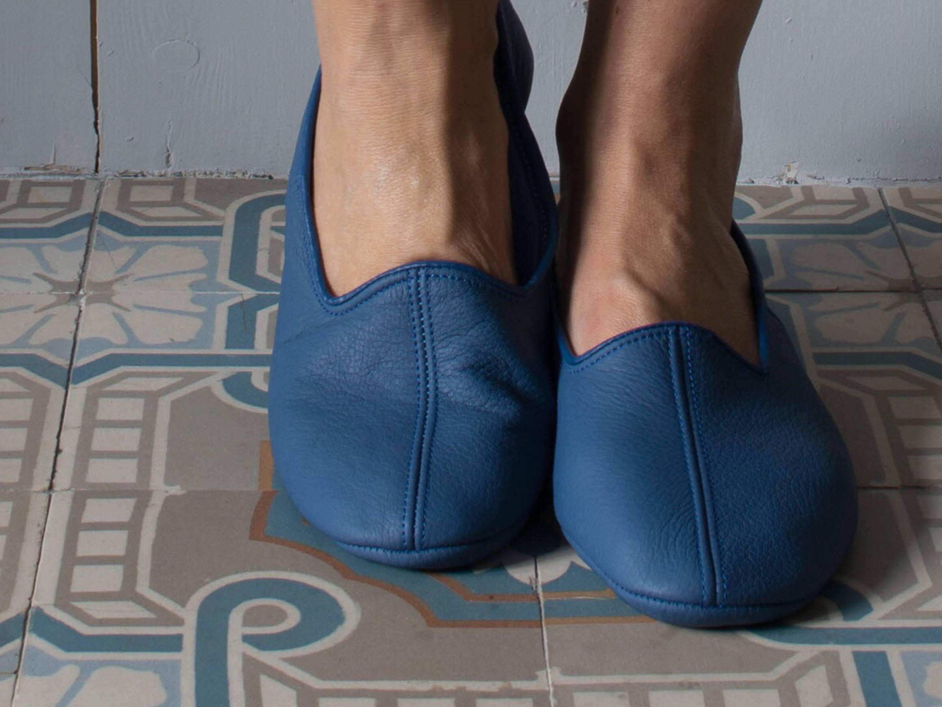 Blue Tabi Waatiy