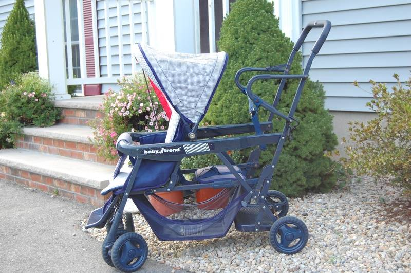 Baby Trends Sit & Stand Stroller