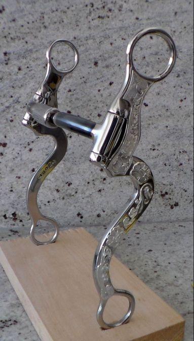 Silver on KM Cavalry Shank