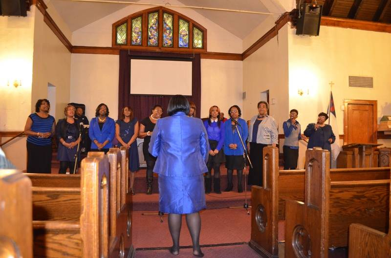 Music Ministry Concert 2012