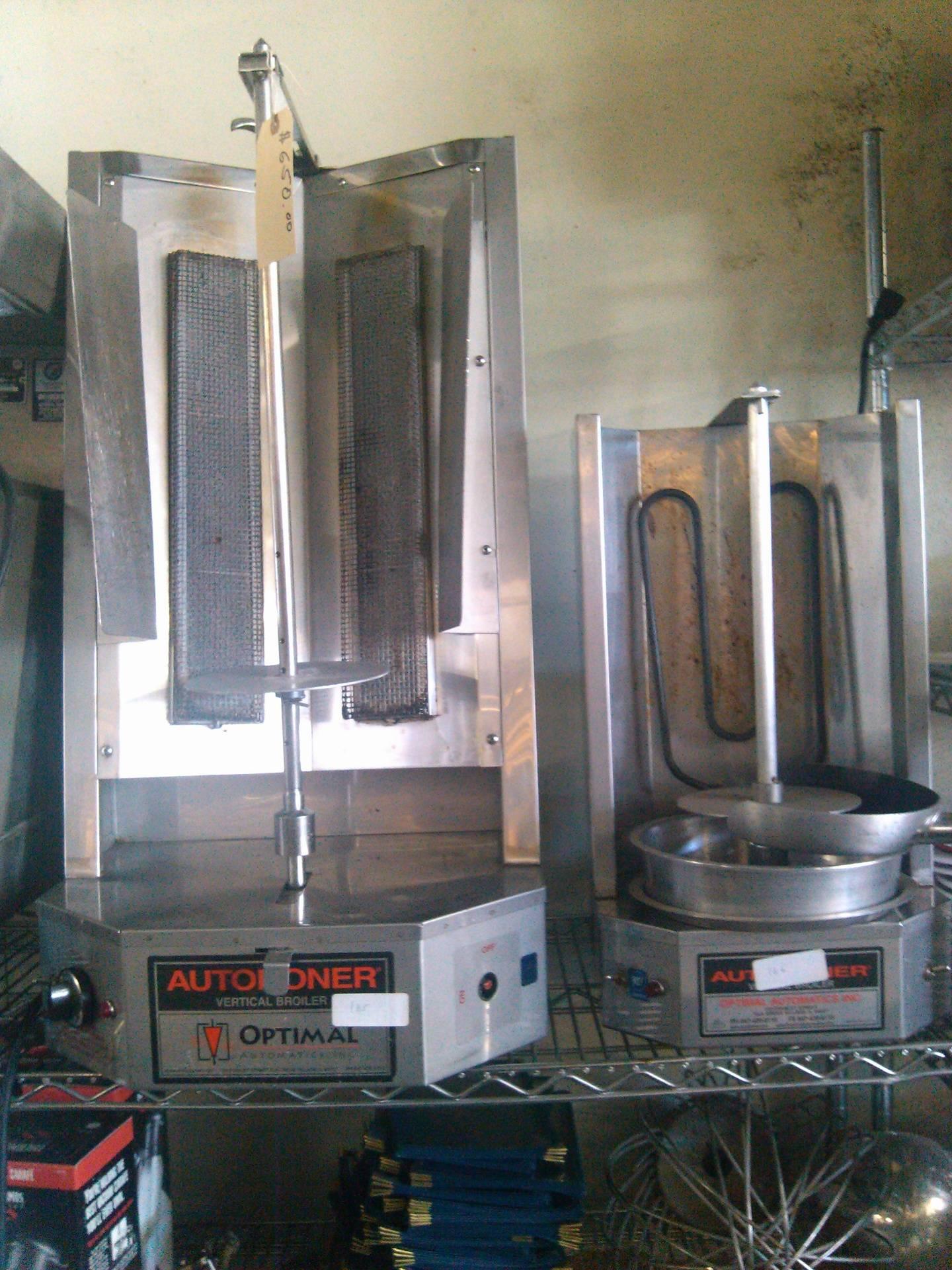AutoDoner Gyros Machine