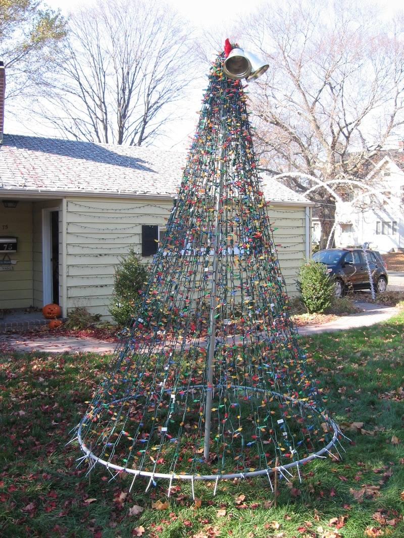 Mega LED Tree