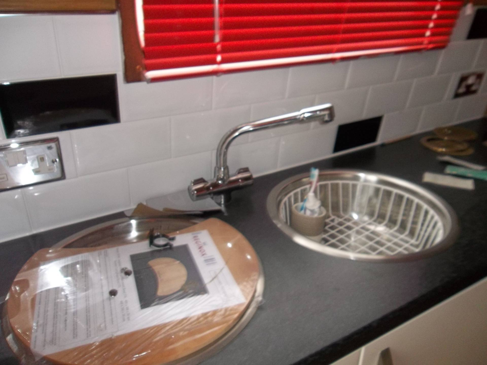 Fitted Sink