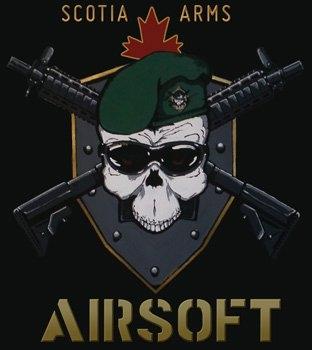 Scotia Arms Airsoft, 1081 Hardscratch Road, Yarmouth Co., Nova Scotia, B5A 4A8, Canada
