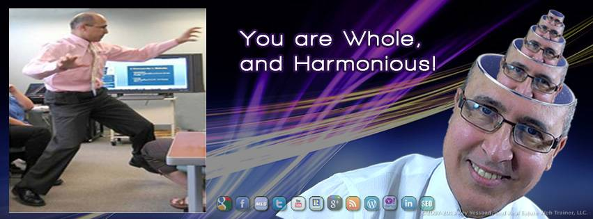 You are Whole and Harmonious