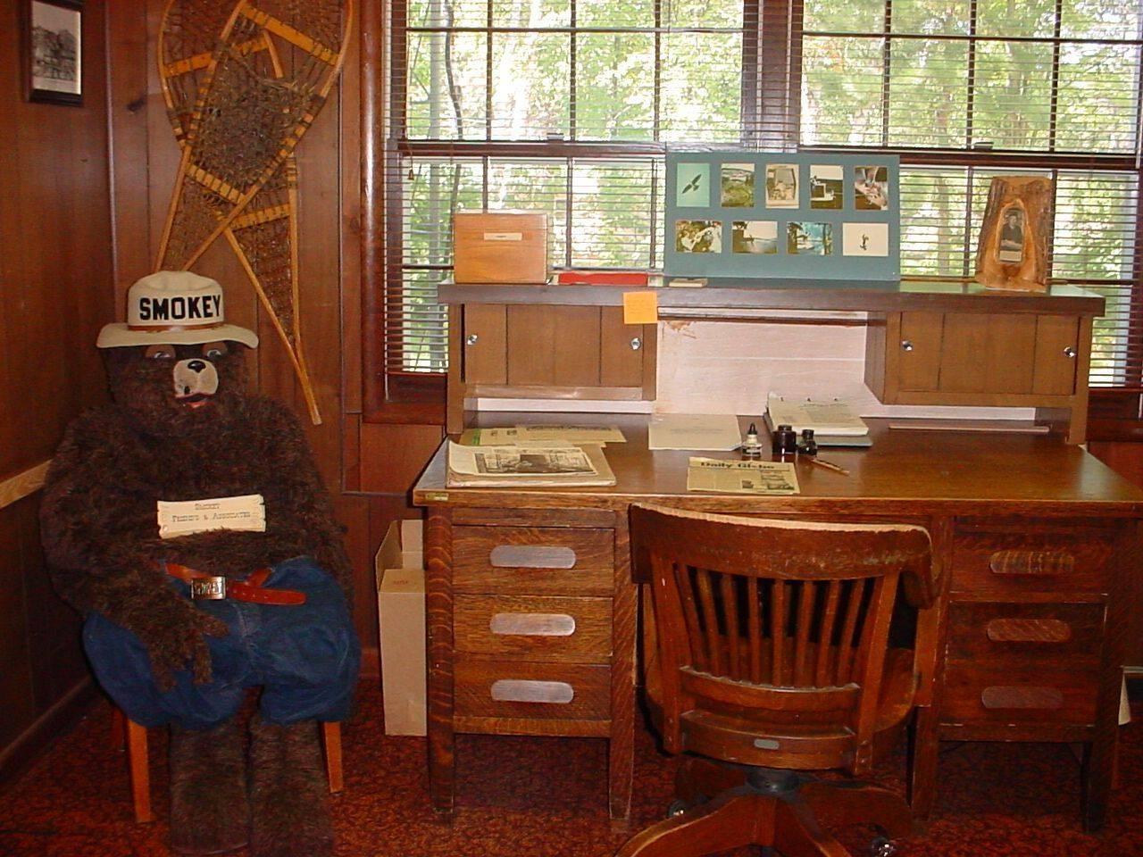 Forest Ranger Office