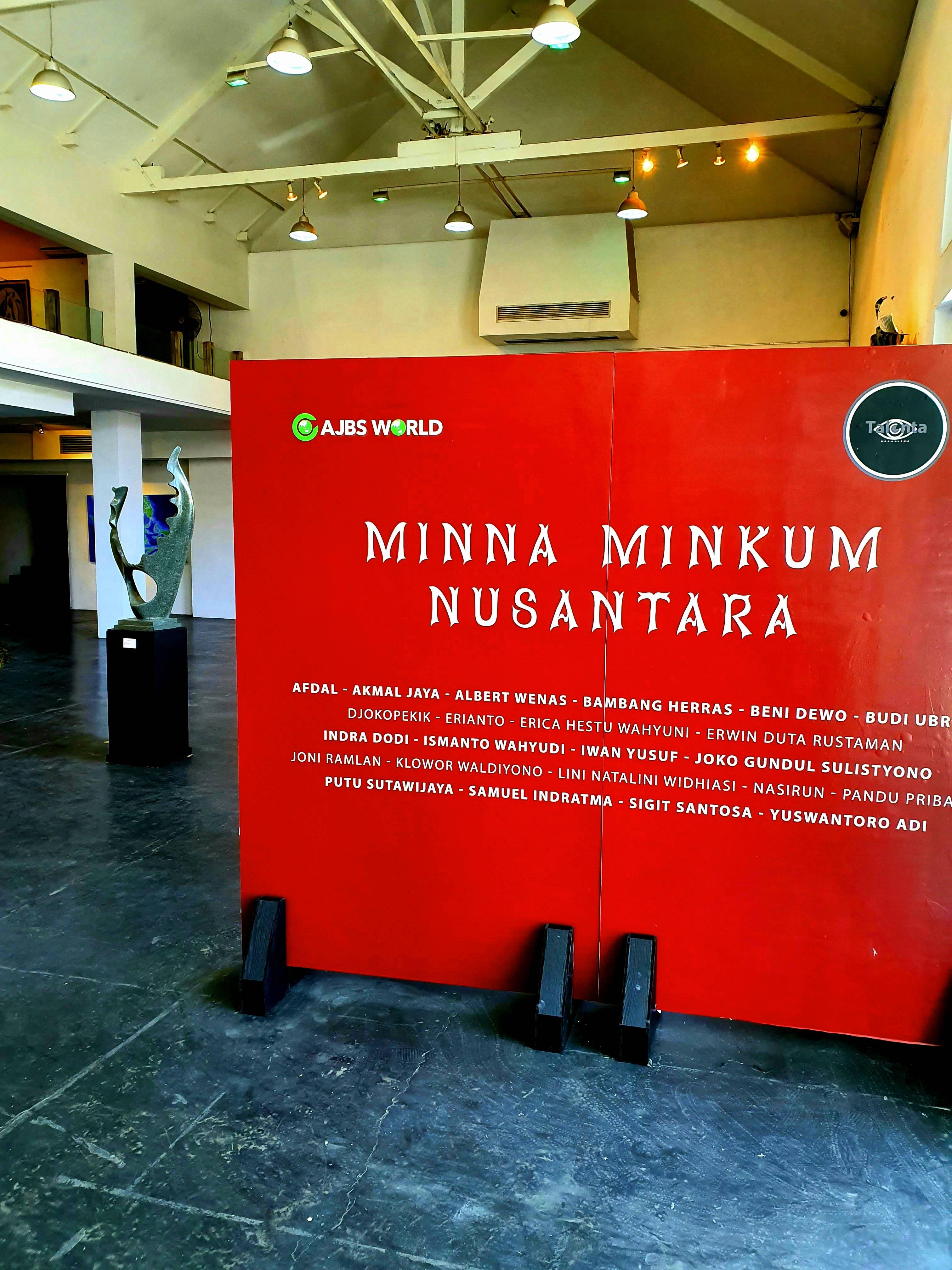 Minna Mingkum Nusantara