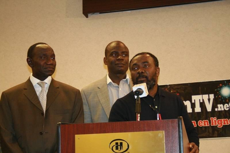 UFI Transitional President